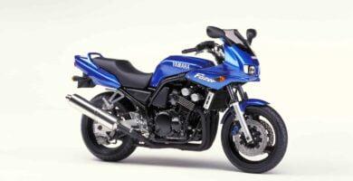 Manual Moto Yamaha Fazer 600 2001 Reparación y Servicio