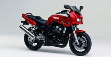 Manual Moto Yamaha Fazer 600 2002 Reparación y Servicio