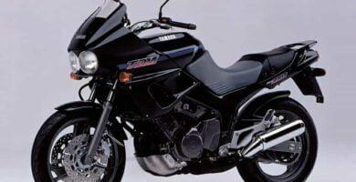 Manual Moto Yamaha TDM850 1991 Reparación y Servicio