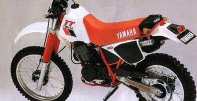 Manual Moto Yamaha TT600 Reparación y Servicio