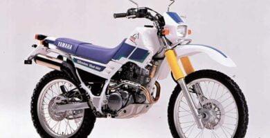 Manual Moto Yamaha TTR225 XT Reparación y Servicio