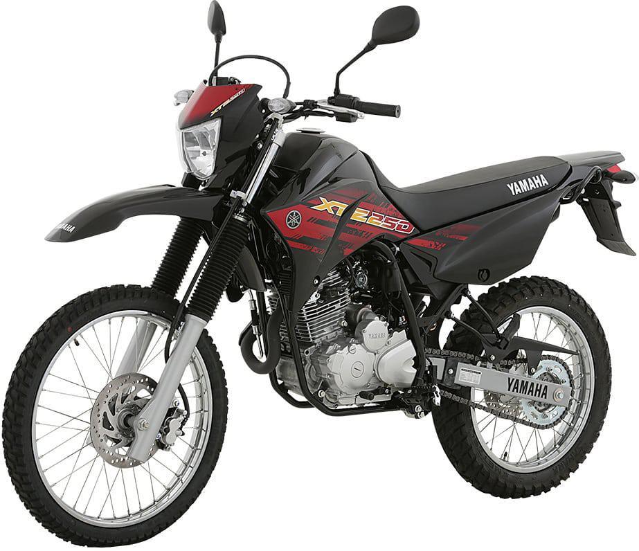 Manual Moto Yamaha XT 250K Reparación y Servicio