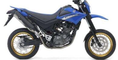 Manual Moto Yamaha XT 660 2007 Reparación y Servicio