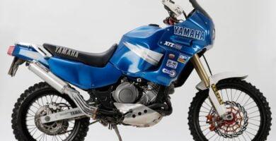 Manual Moto Yamaha XTZ 750 Reparación y Servicio
