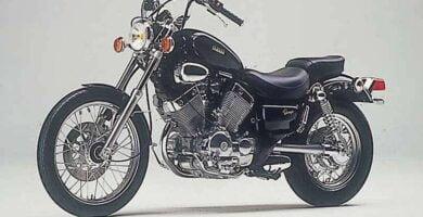 Manual Moto Yamaha XV 535 Reparación y Servicio