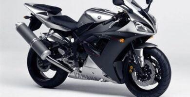 Manual Moto Yamaha YZF R1 2002 Reparación y Servicio