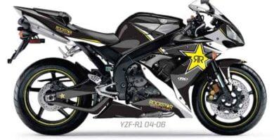 Manual Moto Yamaha YZF R1 2004 Reparación y Servicio