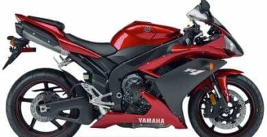 Manual Moto Yamaha YZF R1 2007 Reparación y Servicio