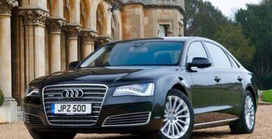 Manual Audi A8 2010 Reparación y Servicio