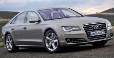 Manual Audi A9 2011 Reparación y Servicio
