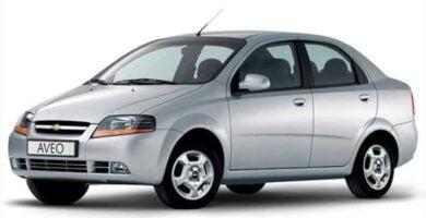 Manual Aveo 2007 Chevrolet de Taller y Mantenimiento