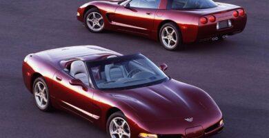 Manual Corvette 2003 Chevrolet de Taller y Mantenimiento