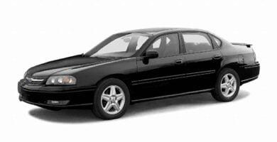 Manual Impala 2004 Chevrolet de Taller y Mantenimiento