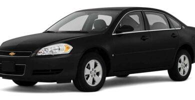 Manual Impala 2008 Chevrolet de Taller y Mantenimiento