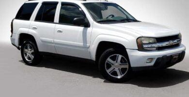 Manual Trailblazer 2005 Chevrolet de Taller y Mantenimiento