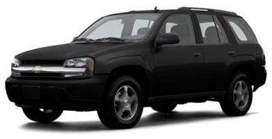 Manual Trailblazer 2007 Chevrolet de Taller y Mantenimiento