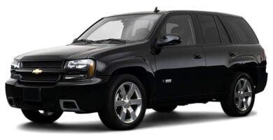 Manual Trailblazer 2009 Chevrolet de Taller y Mantenimiento