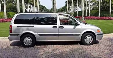 Manual Venture 2002 Chevrolet de Taller y Mantenimiento