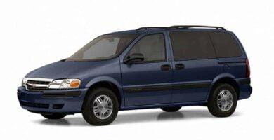 Manual Venture 2004 Chevrolet de Taller y Mantenimiento