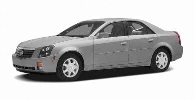 Manual CTS 2006 Cadillac de Taller y Mantenimiento