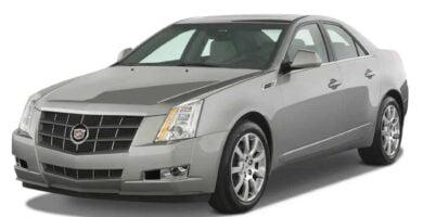 Manual CTS 2008 Cadillac de Taller y MantenimientoManual CTS 2008 Cadillac de Taller y Mantenimiento