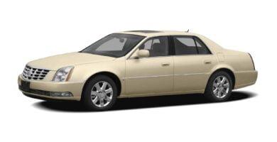 Manual DTS 2007 Cadillac de Taller y Mantenimiento
