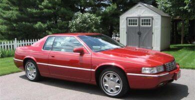Manual Eldorado 2001 Cadillac de Taller y Mantenimiento