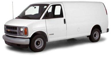 Manual Express 2000 Chevrolet de Taller y Mantenimiento