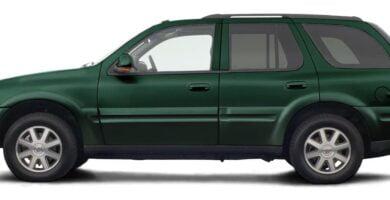 Manual Rainier 2004 Buick de Taller y Mantenimiento
