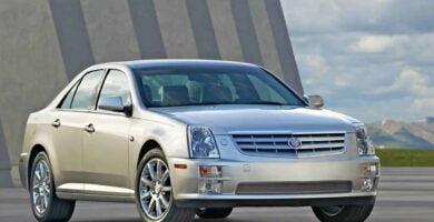 Manual STS 2006 Cadillac de Taller y Mantenimiento
