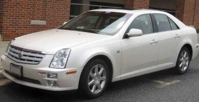 Manual STS 2007 Cadillac de Taller y Mantenimiento