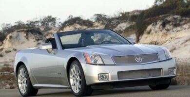 Manual XLR 2007 Cadillac de Taller y Mantenimiento