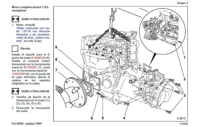 Diagrama Motor 4ZB1-T