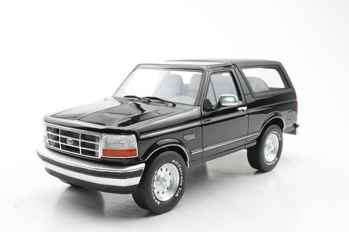 Manual BRONCO 1992 Ford PDF Taller y Mantenimiento ...