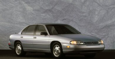 Manual de Usuario CHEVROLET Lumina 1995 en PDF Gratis