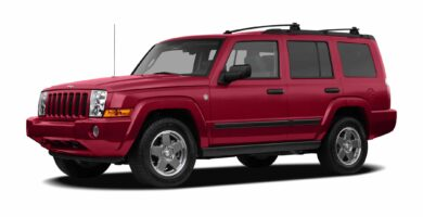 Manual de Usuario JEEP Commander 2007 en PDF Gratis
