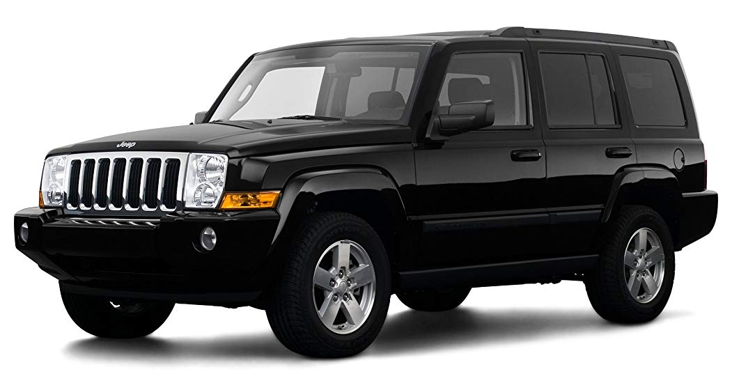 Manual de Usuario JEEP Commander 2008 en PDF Gratis