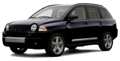 Manual de Usuario JEEP Compass 2007 en PDF Gratis