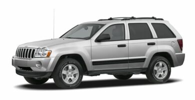 Manual de Usuario JEEP Grand Cherokee 2007 en PDF Gratis