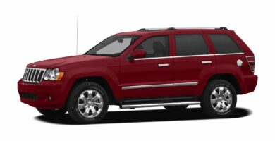 Manual de Usuario JEEP Grand Cherokee 2008 en PDF Gratis