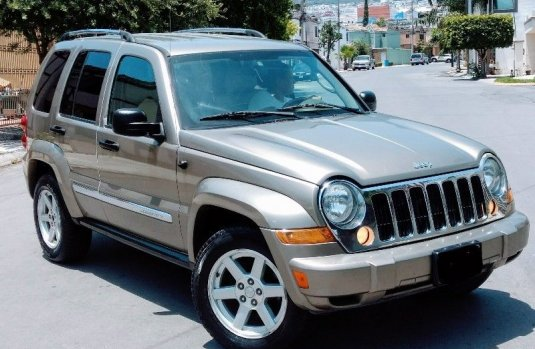 Manual de Usuario JEEP Liberty 2007 en PDF Gratis