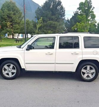 Manual de Usuario JEEP Patriot 2010 en PDF Gratis