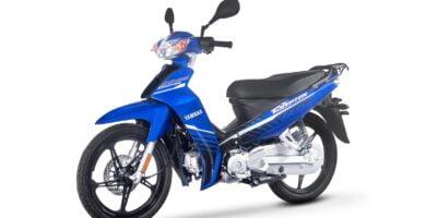 Manual de Partes Moto Yamaha T105 Crypton DESCARGAR GRATIS