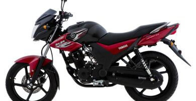 Manual de Partes Moto Yamaha SR 150 DESCARGAR GRATIS