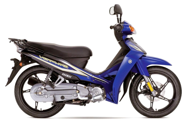 Manual de Partes Moto Yamaha 1D81 2004 DESCARGAR GRATIS