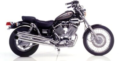Manual de Moto Yamaha 3JCA 1994 DESCARGAR GRATIS