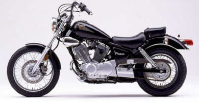 Manual de Moto Yamaha 3LSJ 1997 DESCARGAR GRATIS