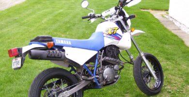 Manual de Partes Moto Yamaha 3NVK 1996 DESCARGAR GRATIS