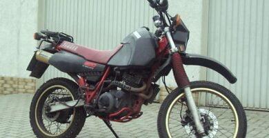 Manual de Partes Moto Yamaha 3TB9 1994 DESCARGAR GRATIS