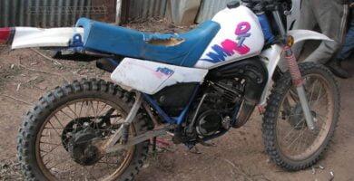 Manual de Partes Moto Yamaha 3TS3 1994 DESCARGAR GRATIS